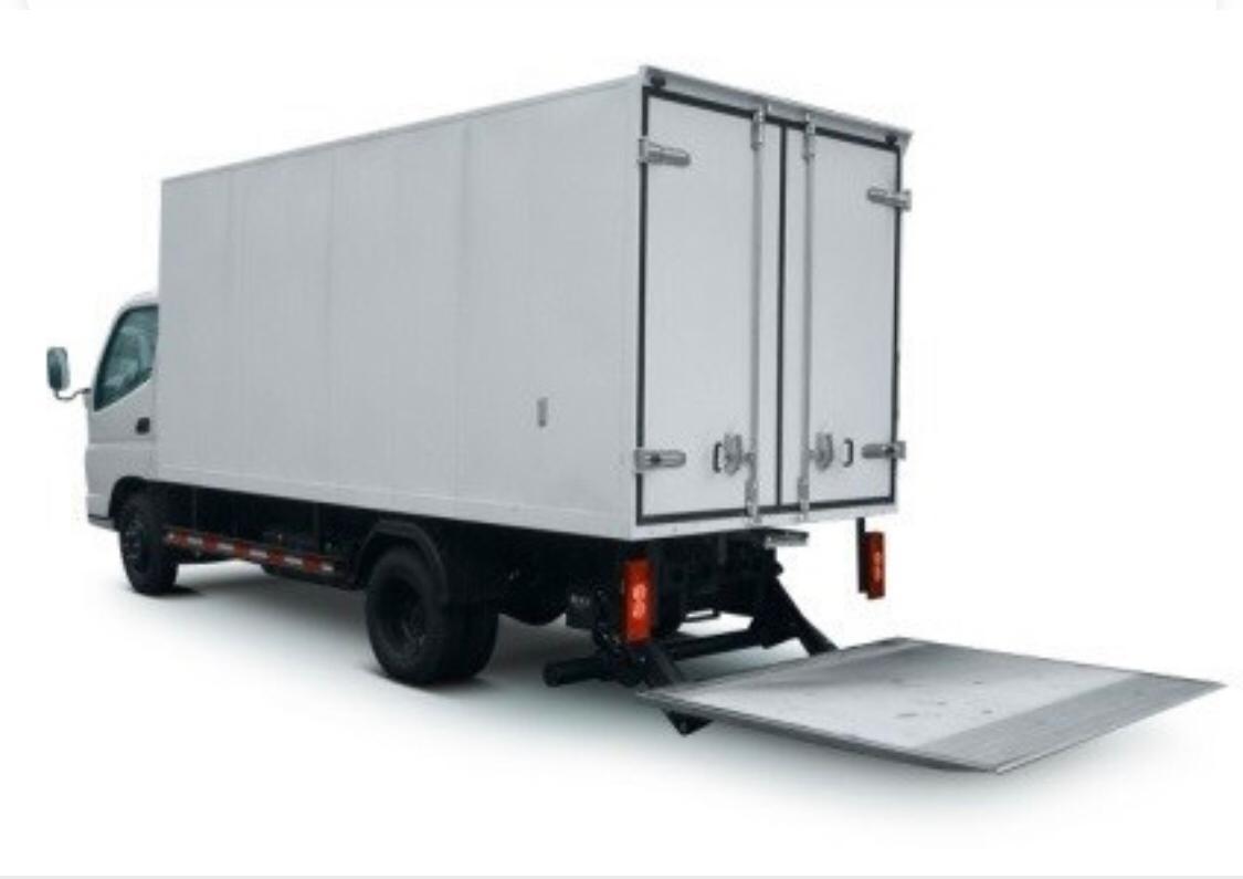 Hyundai гидроборт 3 тонны
