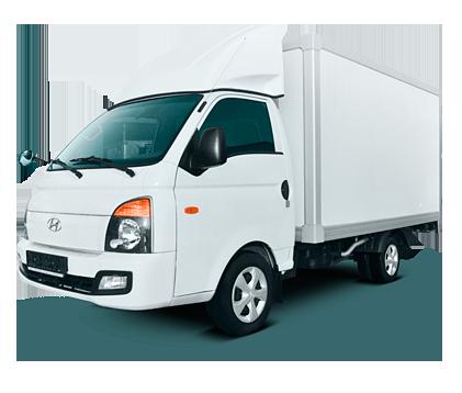 Hyundai Porter фургон 1 тонна