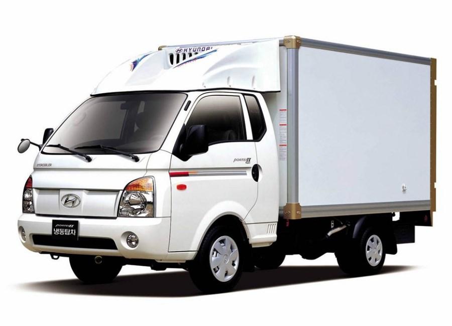 Hyundai Porter изотерма 1 тонна