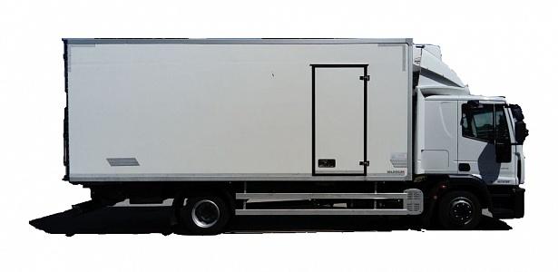 Iveco рефрижератор 20 тонн