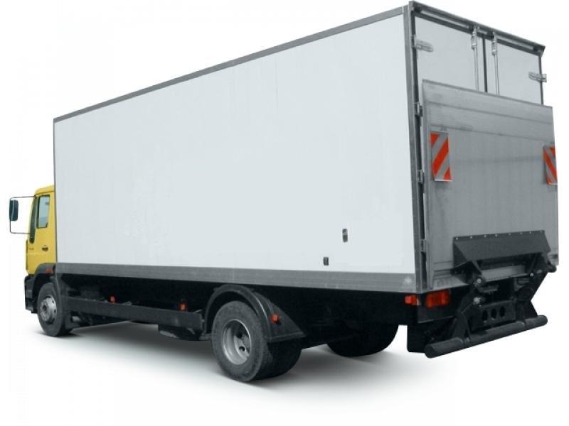 Volvo гидроборт 7 тонн